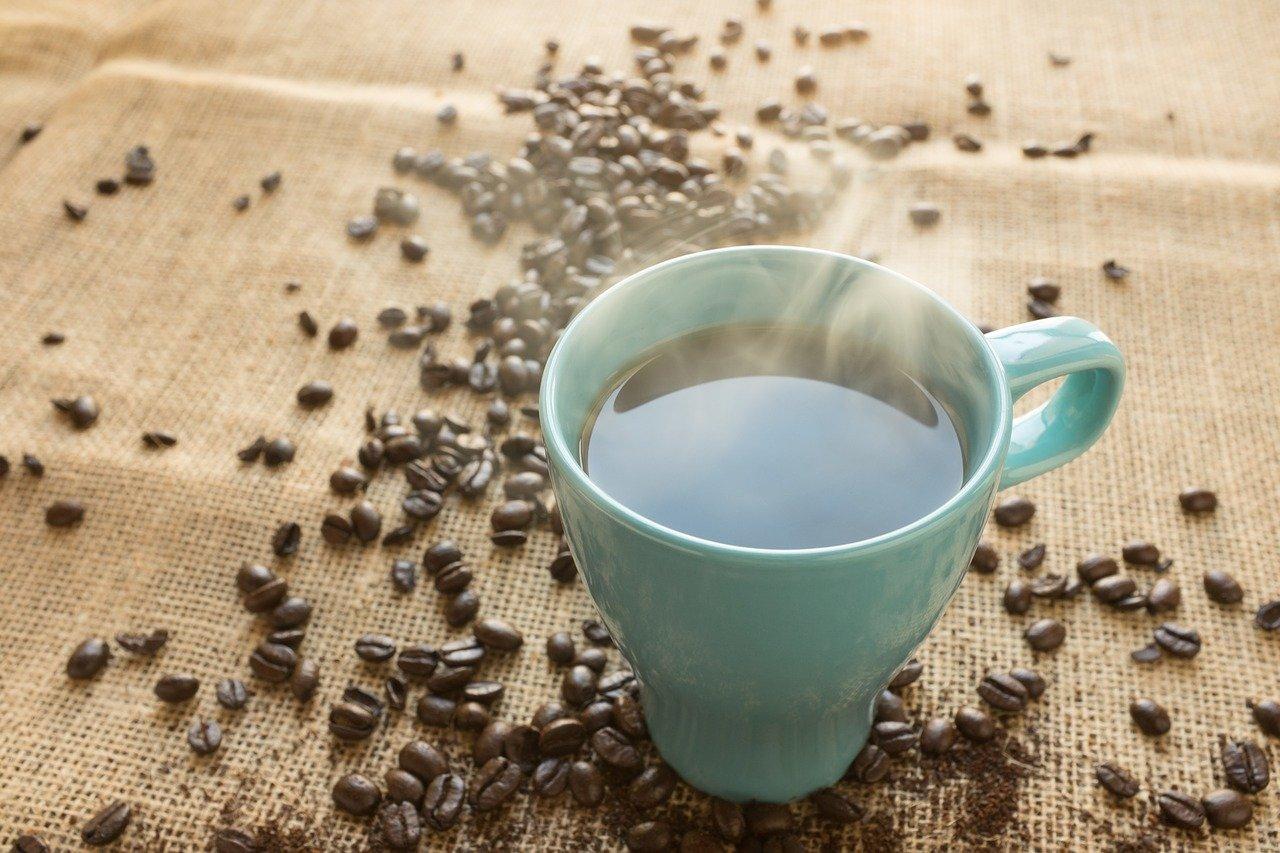 Café crème, ungezuckert Essen und Trinken alkoholfreie Getränke