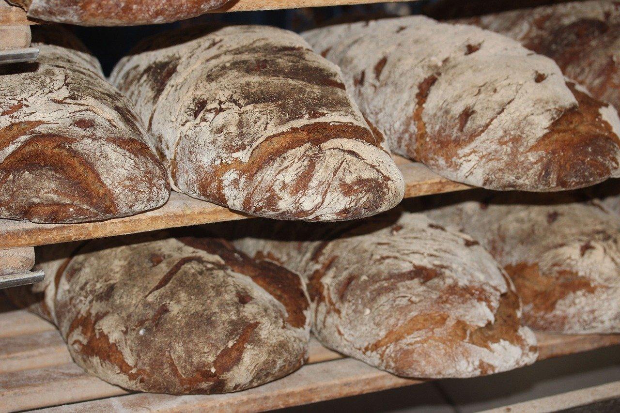 Zwieback Essen und Trinken Brote, Flocken und Frühstückscerealien