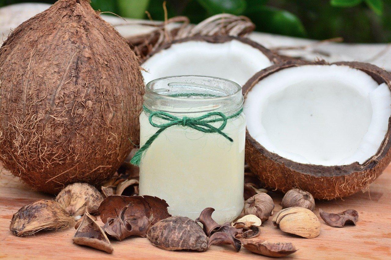 Kokosnuss Essen und Trinken Nüsse, Samen und Ölfrüchte