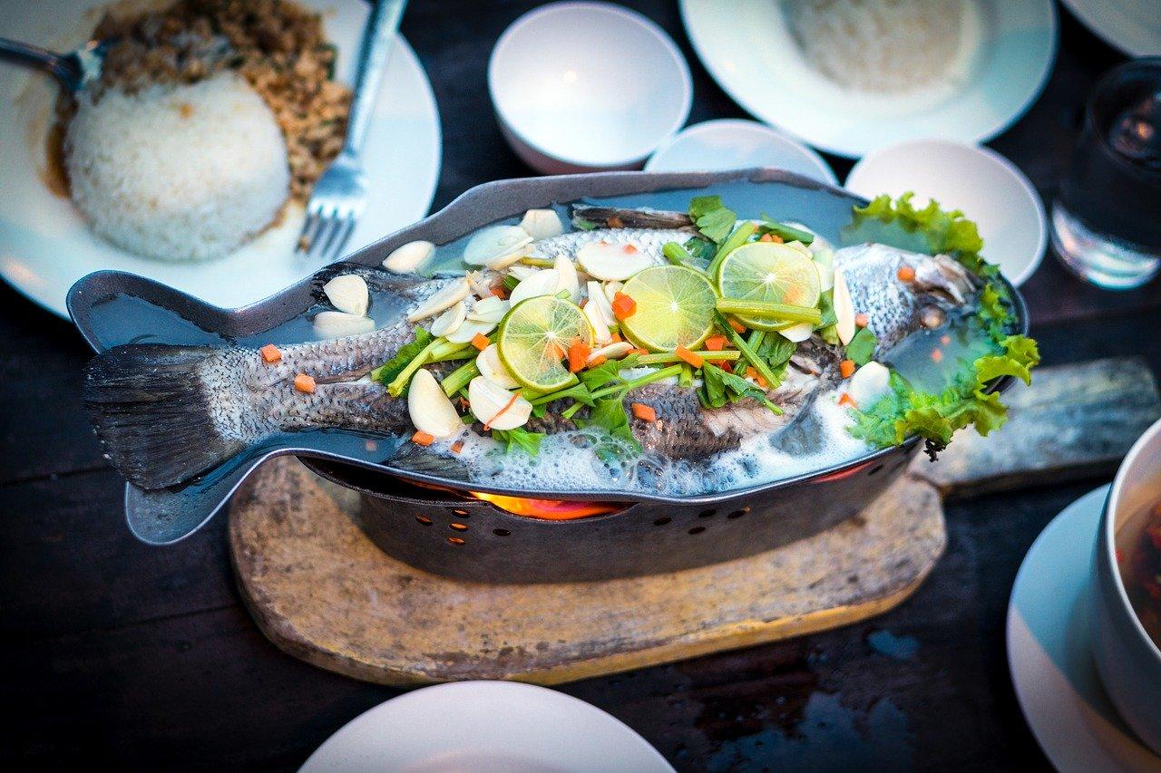 Krustentiere (Durchschnitt) Essen und Trinken Fischgerichte