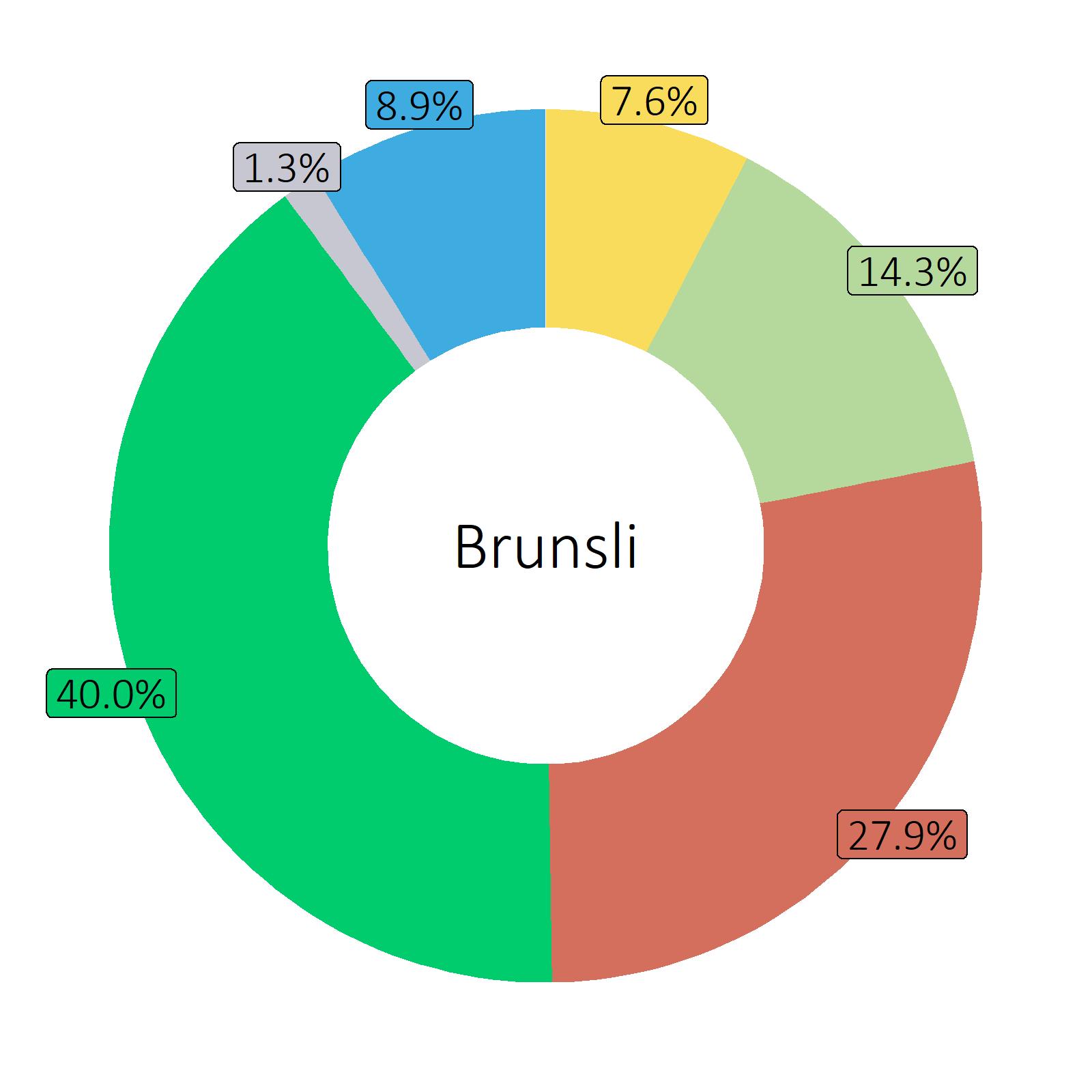 Bestandteile Brunsli