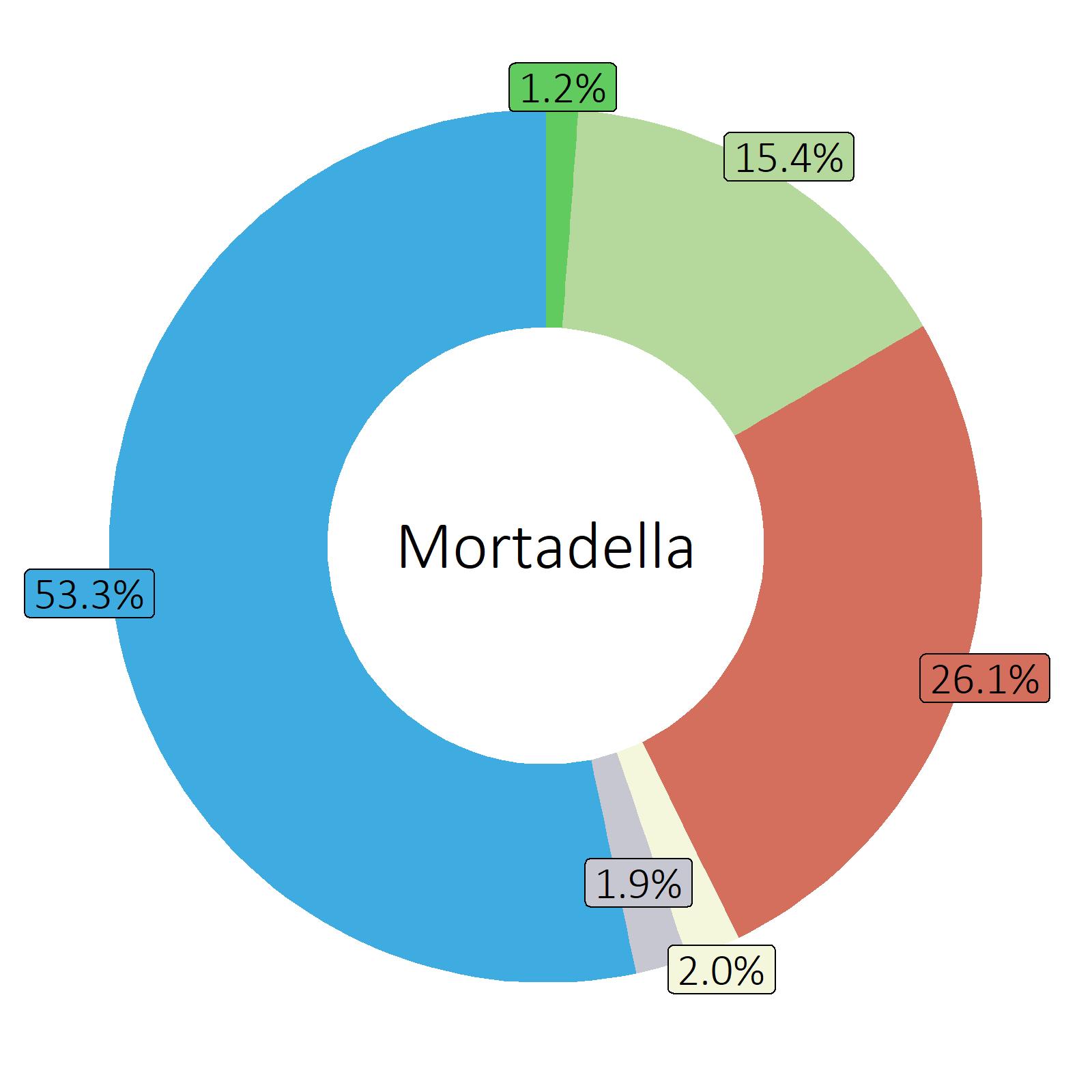 Bestandteile Mortadella