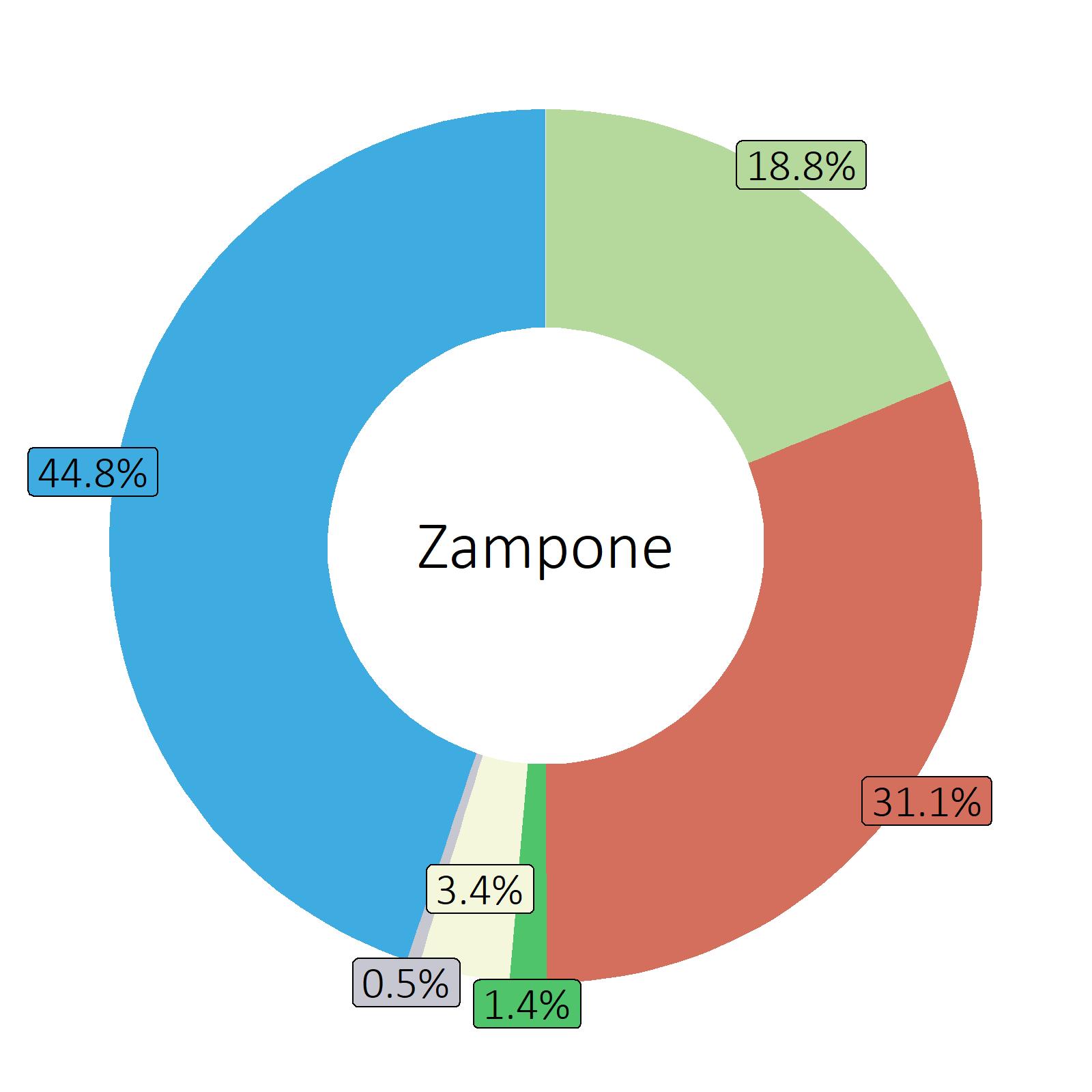 Bestandteile Zampone