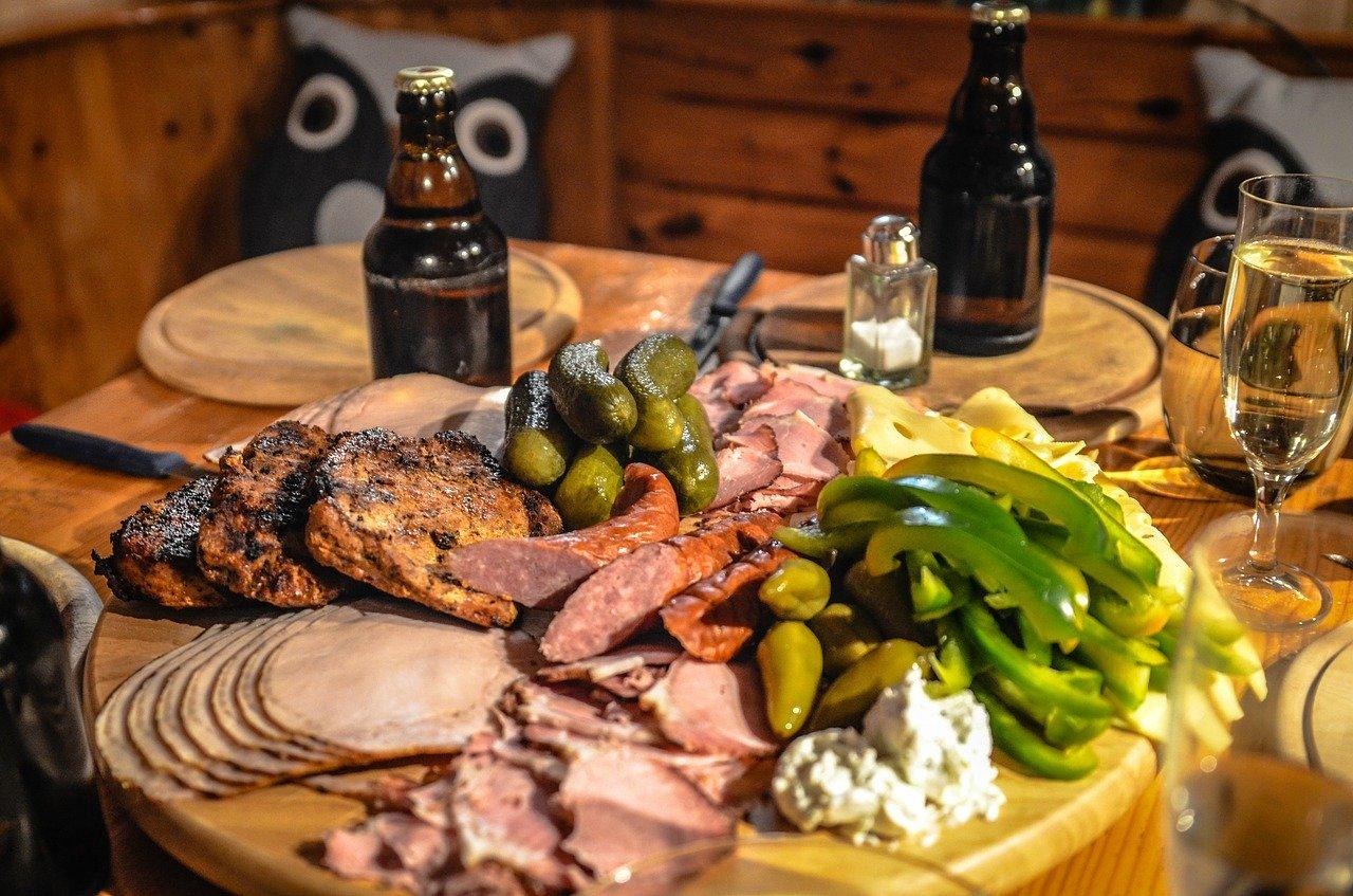 Coppa Essen und Trinken Fleisch- und Wurstwaren