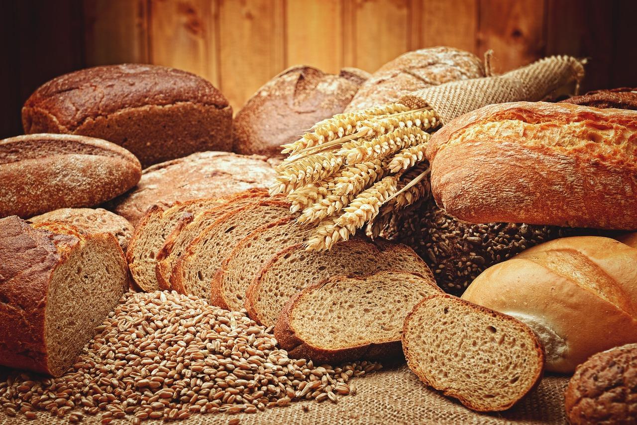Brot (Durchschnitt) Essen und Trinken Brote, Flocken und Frühstückscerealien