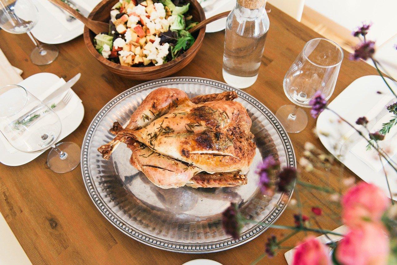 Poulet, Schenkel, ohne Haut (Frankreich) Essen und Trinken Fleischwaren und Innereien