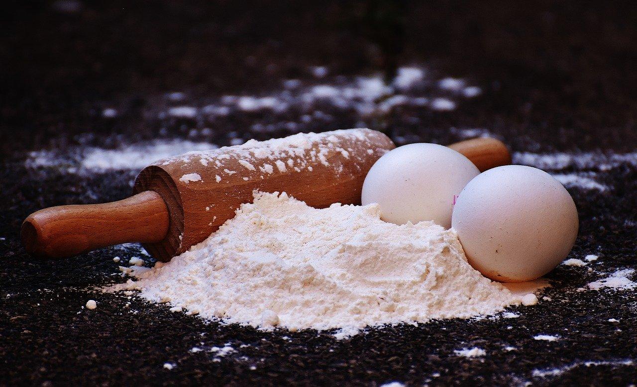 Sojamehl, entfettet Essen und Trinken Getreideprodukte, Hülsenfrüchte und Kartoffeln