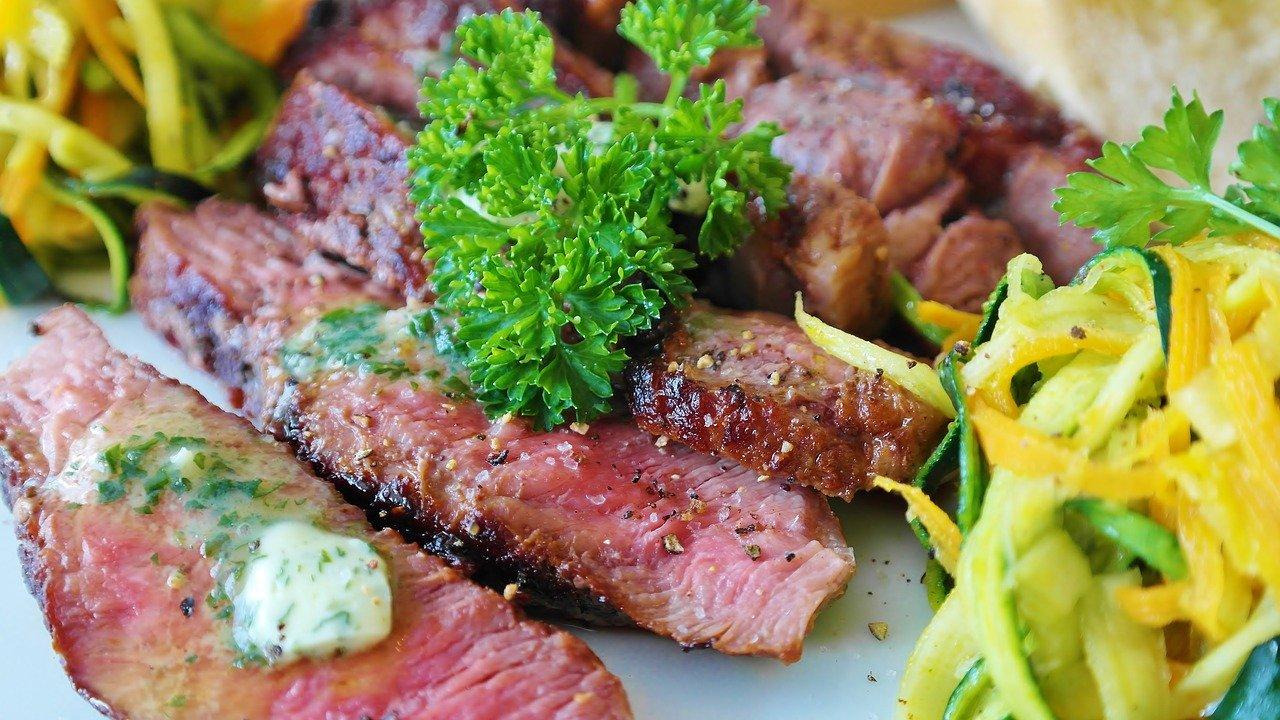 Rind, Entrecôte (Schweiz) Essen und Trinken Fleischwaren und Innereien